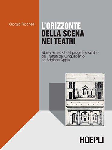L'orizzonte della scena nei teatri. Storia e metodi del progetto scenico dai Trattati del Cinquecento ad Adolphe Appia