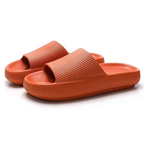 Ciabatte da Mare Uomo Donna Pantofole suola spessa pantofole da casa morbide antiscivolo