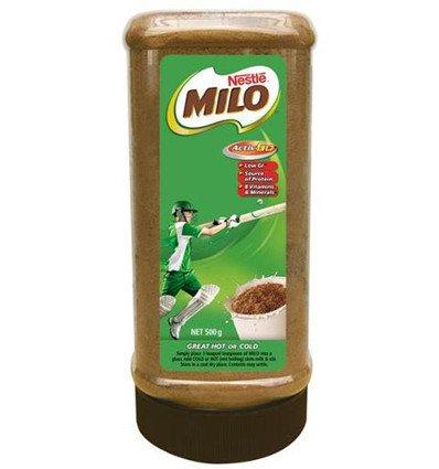 Milo Nestle de Plástico de la Oficina de Tarro de 500gm
