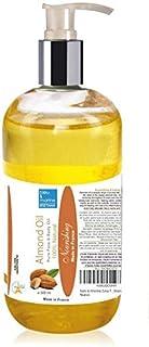 Huile de Massage Pure Végétale d'Amande Douce 500 ml ● Apaisante et Adoucissante sur les peaux irritées et sèches ● Gerçur...