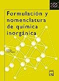 Formulación y nomenclatura de química inorgánica - 9788421835135