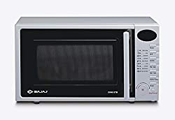 Best Microwave ovens in India- Bajaj 20 L Grill Microwave Oven