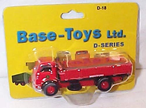 basetoys Commer Dropside BRS Brentford truck 1:76 railway scale model