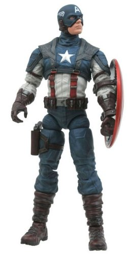 Marvel Select - Captain America- The First Avenger [Import allemand]