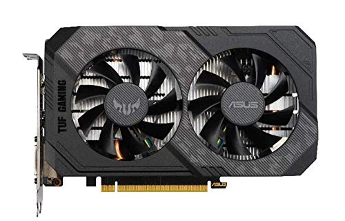 ASUS GeForce GTX 1650 Super TUF 4GB GDDR6 Grafikkarte DP/HDMI/DVI