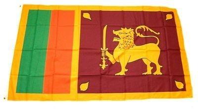 Fahne Flaggen SRI LANKA 150x90cm