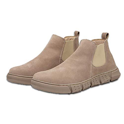 Zapatos de seguridad 2020 verano nuevo!Zapatos de gamuza de cuero de vaca protectora de la soldadura, con puntera de acero Cap / Kevlar media suela de la llama / Calor / abrasión Resistente al Fuego P