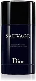 Dior Sauvage (ディオール サベージュ ) 2.6 oz (75ml) Deodorant (デオドラント) Stick by Christian Dior for Men