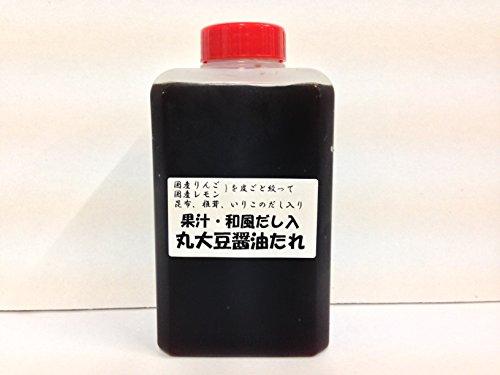 丸大豆醤油だれ(焼肉等何にでも使える無添加万能タレ) 180ml