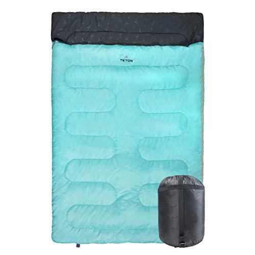 TETON Sports Cascade Double Sleeping Bag;...