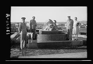 HistoricalFindings Photo: Y.M.C.A. Celebration,Beit Nabala,May 21,1944,Bet Nehemyah,Israel,Middle East,2