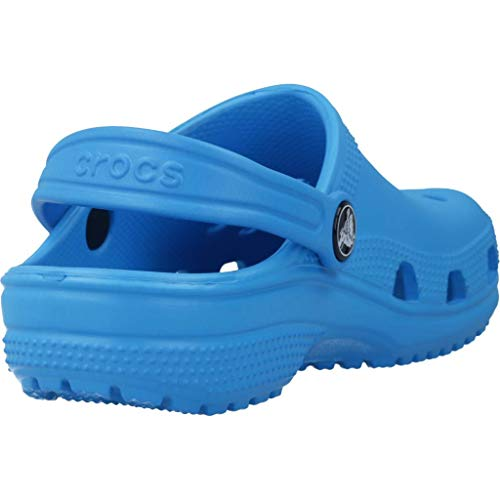 Crocs Classic Clog Kids, unisex-child Classic Clog, Blue (Ocean), C6 UK (22-23 EU)