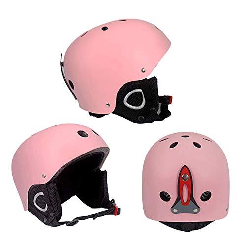 Casco/yelmo ninos,Cascos de ciclismo multiuso, Casco Ajustable para Skate, Scooter, BMX, con botón Giratorio Adecuado para niños y adultes, hay 4 colores para elegir, tamaño: código S (50-53cm)