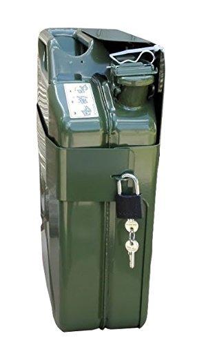 Kanisterhalter Halter für BW Benzinkanister Halterung Kanisterhalterung 20L