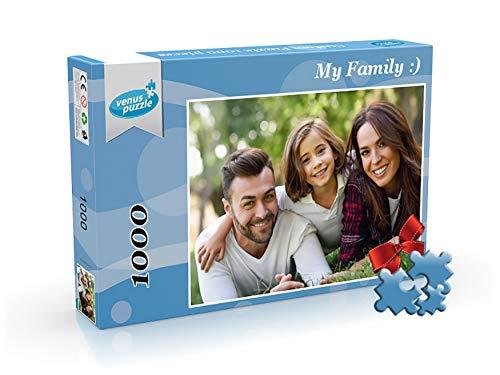 Puzzle Personalizados con Foto 300, 500, 1000 Piezas, Foto Puzzle en Varios formatos (1000 Piezas)