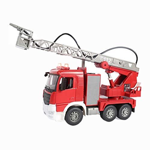 HSJ WYQ- Juguete Camiones de Juguete de construcción de vehículos de Juguete Carro del Tractor de Remolque de Tractor motocultor Camiones de Juguete for los niños