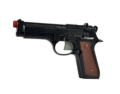 Simba 108026838 - Kugelpistole mit Munition, 3-sortiert
