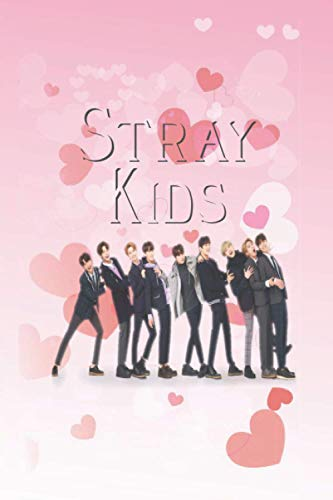 Stray Kids Special Weekly Planner: For your plans of 2021 | 125 pages | 6' x 9' | For Students, Teens, Girls, Women and Kids | In School, College, University, and Home, or as a Gift