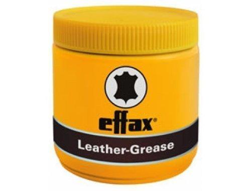 William Hunter Equestrian Effax Cuoio Grasso, Nero o Incolore, 500 ml - Naturale Cuoio Grasso a Applicazione Nach la Pulizia - Incolore