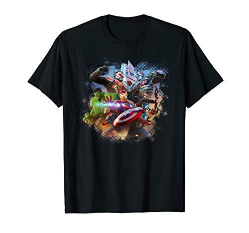 MARVEL ULTIMATE ALLIANCE 3: THE BLACK ORDER Avengers T-Shirt
