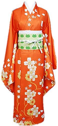 LJLis Anime Danganronpa 2 Saionji Hiyoko Disfraz de...