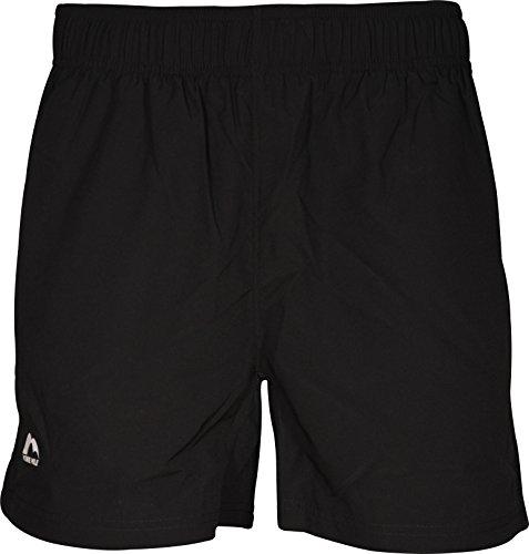 More Mile Active Short de Course pour Homme Noir 12,7 cm XL Noir