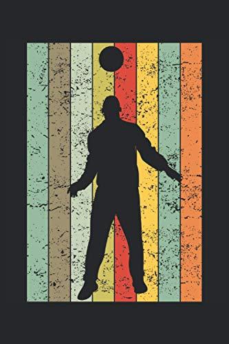 Fußball Freestyler Freestyle Soccer Tricks Geschenk Notizbuch (Taschenbuch DIN A 5 Format Liniert): Freestyle Notizbuch, Notizheft, Schreibheft, ... und Kunststücke mit dem Fußball machen.