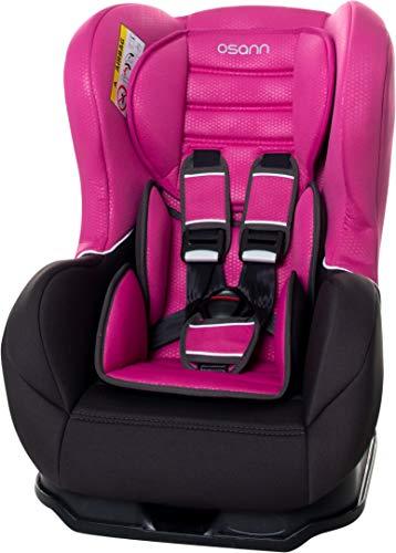 Osann Kindersitz Cosmo SP Gruppe 0+/1 (bis 18 kg) Kinderautositz Pink