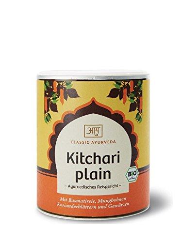 Classic Ayurveda - Bio Kitchari Plain (ayurvedisches Reisgericht), 1er Pack (1 x 320g) - BIO