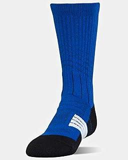 Under Armour Boys' UA Unrivaled Crew Socks