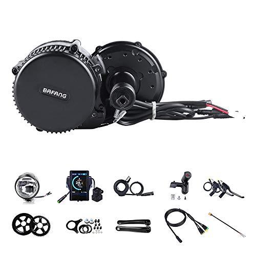 Bafang 8fun - Motor eléctrico para acoplar a bicicleta, tracción central, 48 V, 750 W, 25 A, kit de conversión BBS02