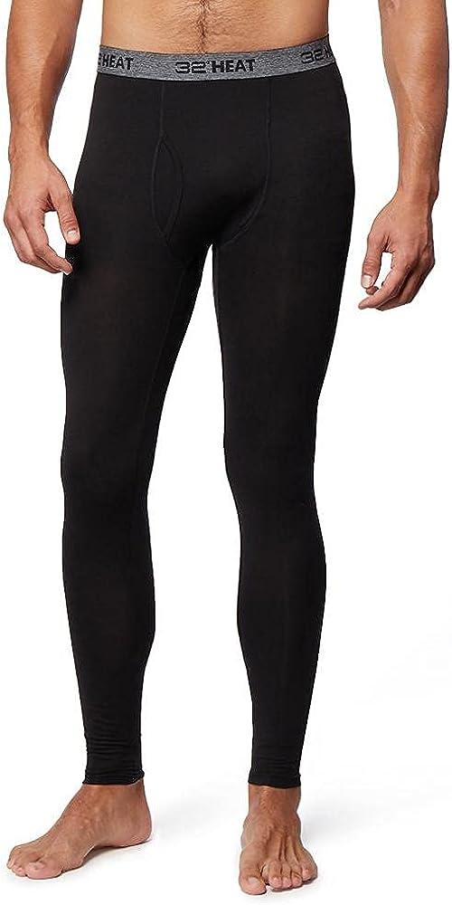 32 DEGREES Heat Mens Performance Thermal Lightweight Baselayer Legging Pant