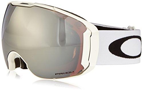 Oakley Airbrake Skibrille Unisex, uni, Airbrake,Polished weiß, Unisex