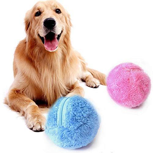 JHJK$WDX Pet elektrische Spielzeug Ball Magic Ball Ball Spielzeug automatische Roller Ball Magic Ball Hund Katze pet Spielzeug müssen Batterie 5 / Set verwenden