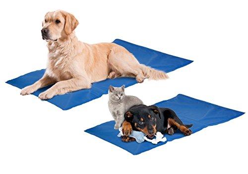 trendmile Premium Kühlmatte für Hunde & Katzen (XL 100x60cm)