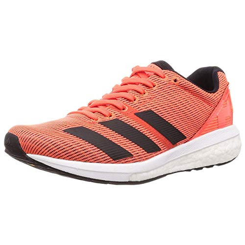 adidas Adizero Boston Boost 8 Womens Running Shoes - Orange-6