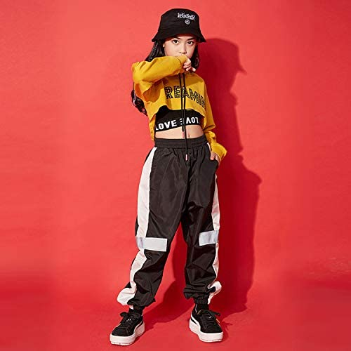 Hip hop costume for girl _image0