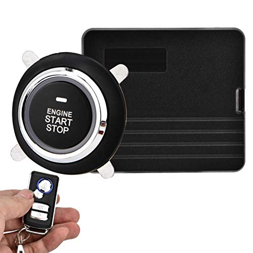 Alarma de vibración del Sistema de Seguridad del Coche del Sistema de Bloqueo del Coche 433MHz para la Furgoneta para el Coche 12V(with No. 1 Key)