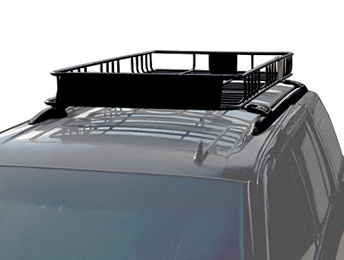 Vergo Universal Roof Rack Cargo Carrier 64' x 36' for Cars and SUV Storage