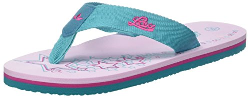 Lico Tao, Zapatos de Playa y Piscina Mujer, Turquesa (Tuerkis/Pink Lot Tuerkis/Pink Lot), 38 EU