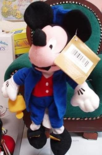 Disney Mickey Robeed as Paul Revere Bean sac Plush by Disney