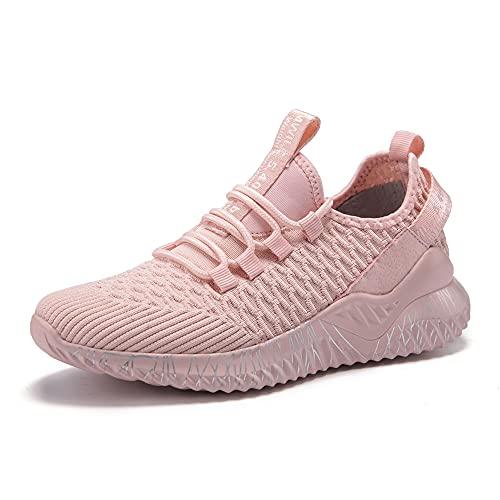 Zapatillas de running para hombre y mujer, zapatillas de deporte, modernas, ligeras, transpirables, para el tiempo libre, 35-42 EU, color, talla 41 EU