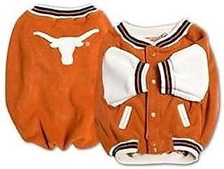 Sporty K9 Texas Varsity Dog Jacket, Small