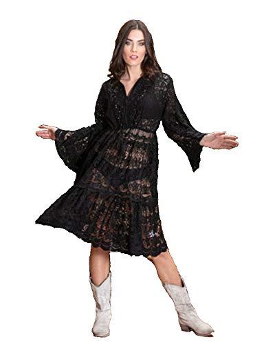 Antica Sartoria Capri 45 Vestido (Negro)