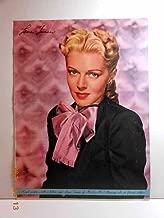 Lana Turner - Color Portrait from Vintage Journal