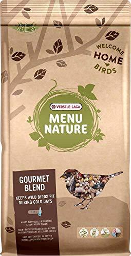 VERSELE LAGA Mélange de graines énergétiques pour Oiseaux Sauvages Menu Nature Gourmet Blend Sac 3 kg (DLUO 6 Mois)