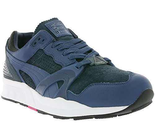 Puma Herren Sneaker Trinomic XT2 MMQ Dark Denim, Größe:44