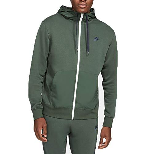 Nike Giacchetto con Cappuccio CZ9944337 Uomo Verde Verde M