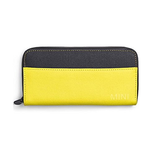 Mini Original Wallet Geldbeutel Geldbörse Lemon gelb - Kollektion 2016/18