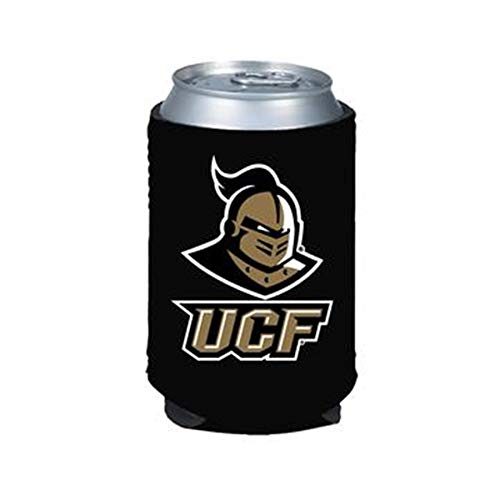 UCF Knights 2-Pack CAN Beverage Insulator Neoprene Holder Cooler Decal University of Central Florida